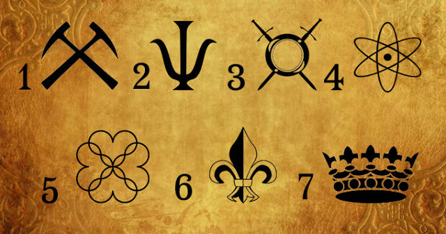 Определи свой тип души по символу