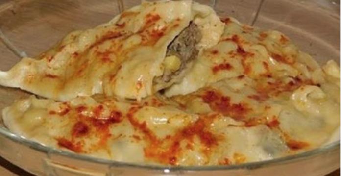 Любители восточной кухни, этот рецепт для вас — быстрые ленивые манты.