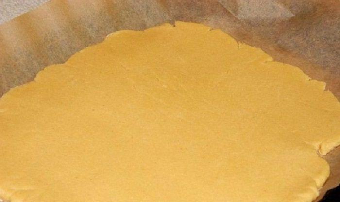 Быстрое печенье без яиц