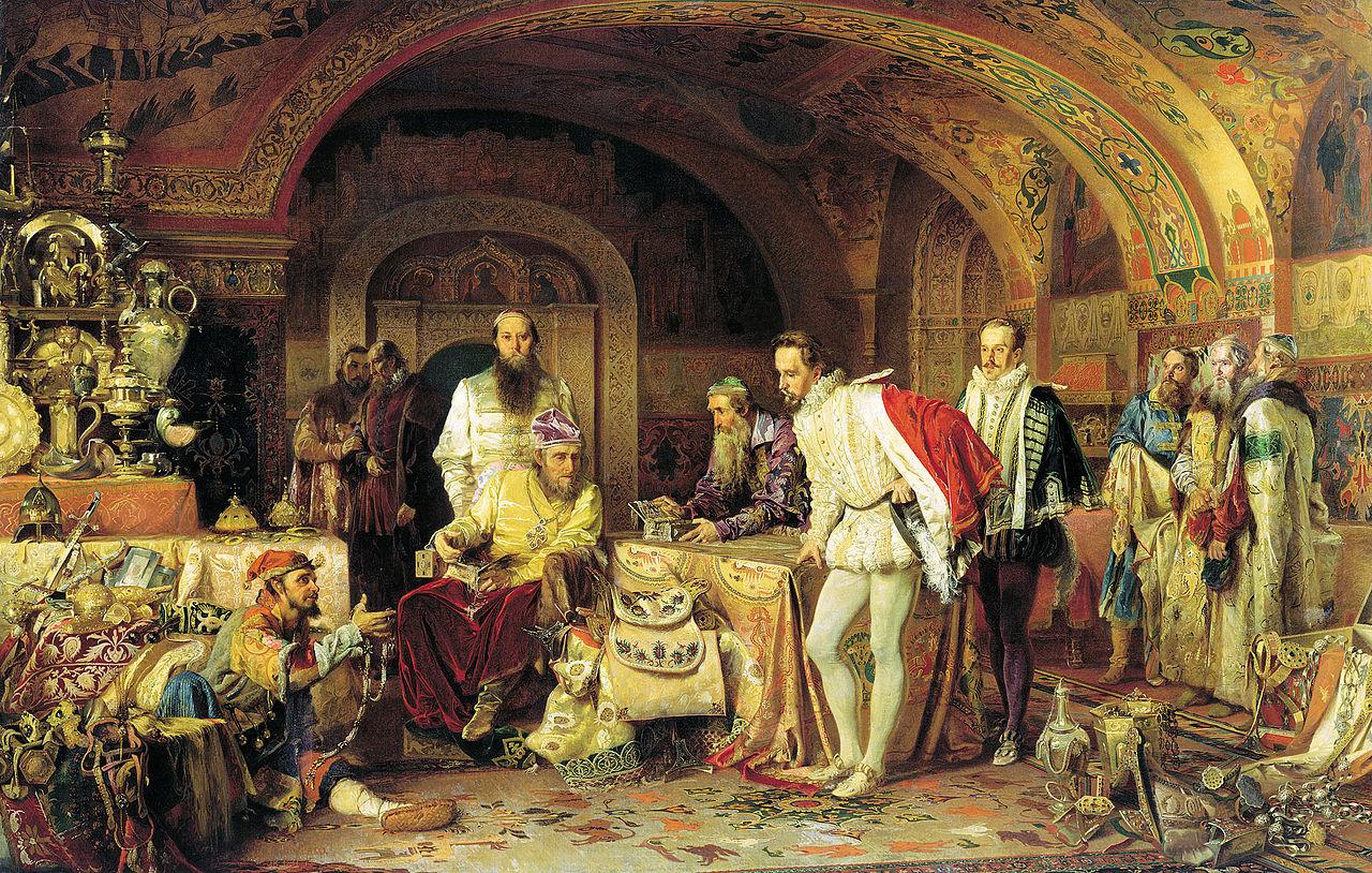 Дикость и варварство – основа русской истории?