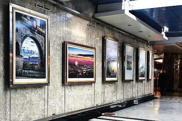 Фотовыставка на «Выставочной»