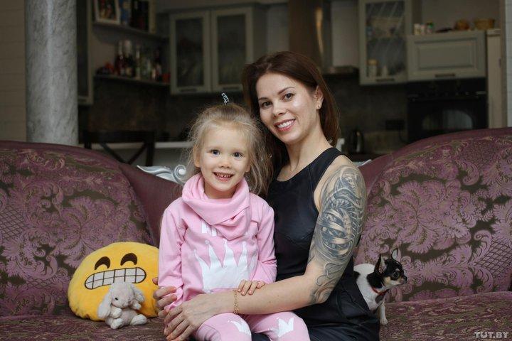Татуированные мамочки: молод…