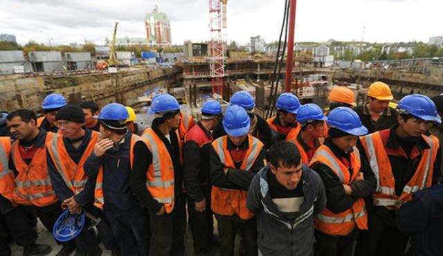 МВД: российской экономике нужны трудовые мигранты