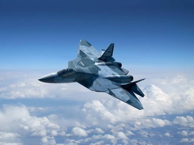 Начались последние испытания российского истребителя Т-50