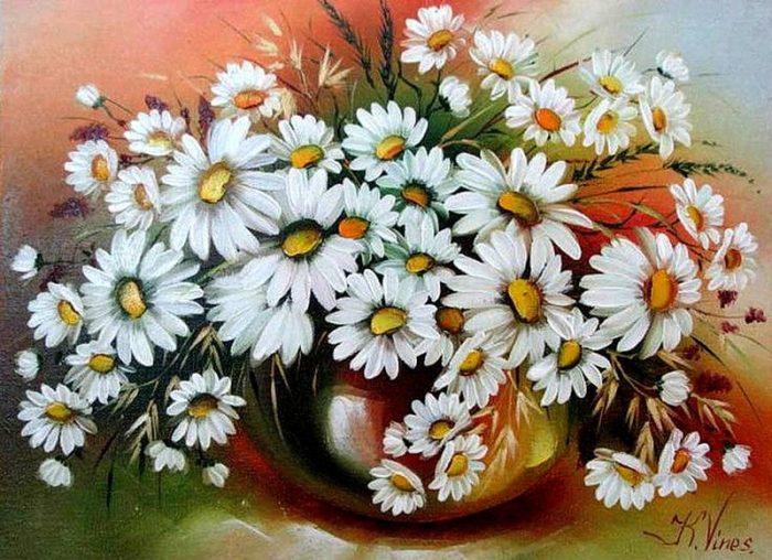 художник Екатерина Сенив картины – 14