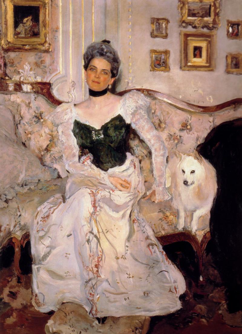 Судьбы женщин, которые смотрят на нас со знаменитых картин