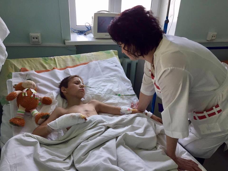 О состоянии Влада Зайченко