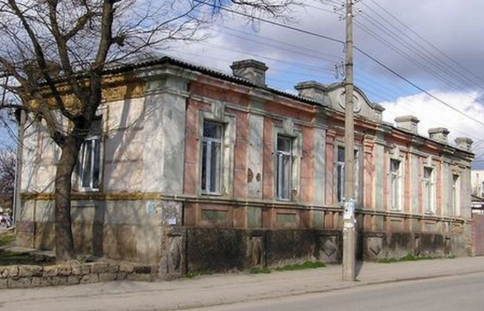Место встреч Ульянова и Каплан./Фото: maxpark.com