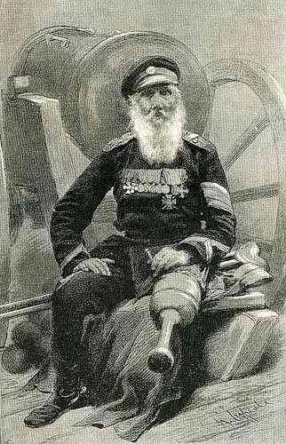 Василий Николаевич Кочетков - солдат, прослуживший 100 лет