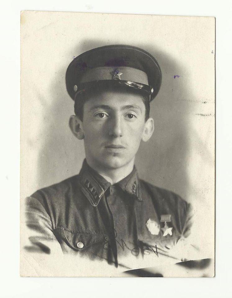 Герой Советского Союза  Ефим Дыскин:  рекорд всей войны
