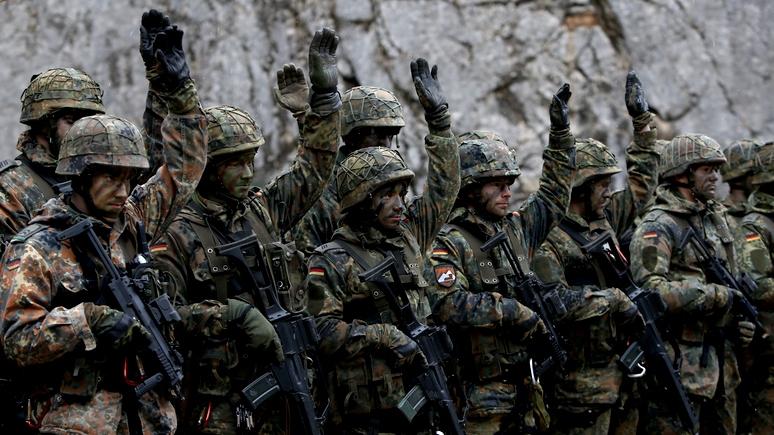 TAGESZEITUNG: натовское «устрашение России» рискует споткнуться о «русский бунт» в Европе