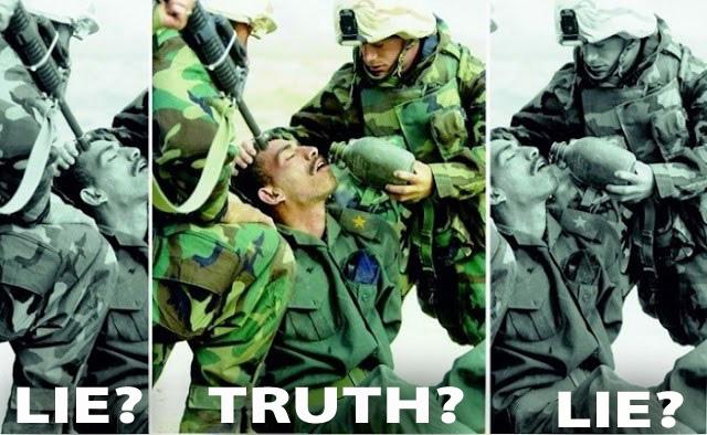 Центральные СМИ – оружие массового обмана.