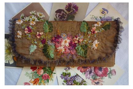 Французская вышивка, которая завораживает… Когда рукоделие превращается в искусство!