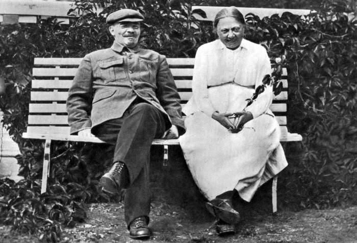 Любовь во имя революции, или личная трагедия супруги вождя революции Надежды Крупской