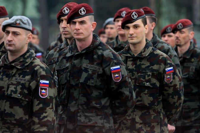 После учений НАТО в Норвегии словенские военные пожаловались на неподходящую экипировку
