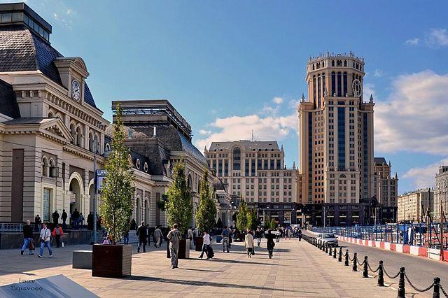 Под Павелецкой площадью в Москве появится торговый центр