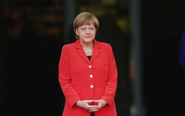 Почему Меркель так любит помидоры