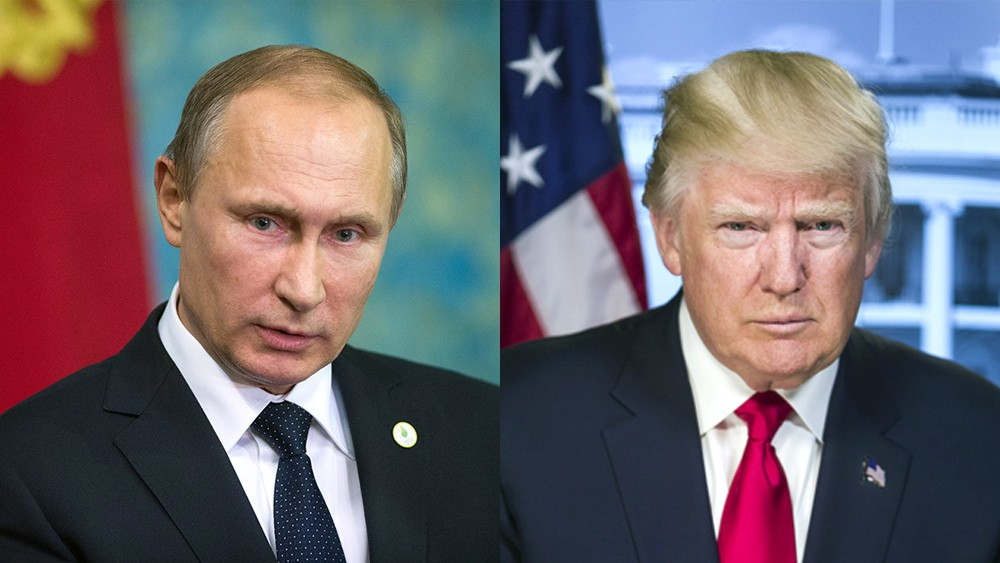 Охрана президентов: Путин vs. Трамп