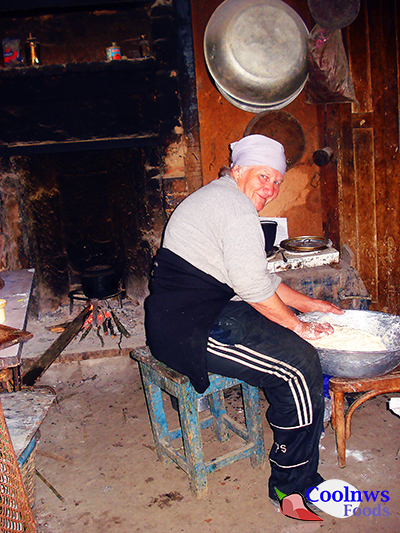 Хачапури по аджарски