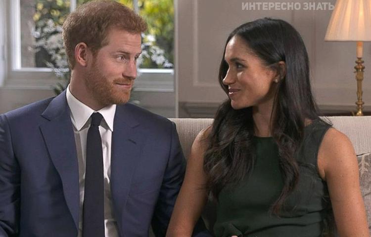 Свадьба года: Стало известно, где и когда состоится свадебная церемония принца Гарри и Меган Маркл