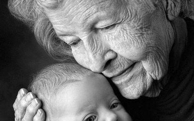 Письмо бабушки своей новорожденной внучке «Только не бойся…»