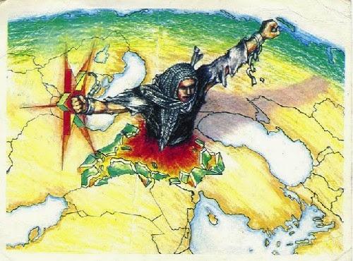 Курдская революция. История курдского движения