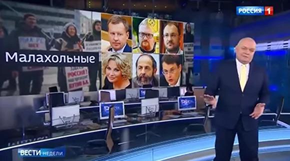 Киселев сцепился с НОД из-за Трампа... Вы за кого?...