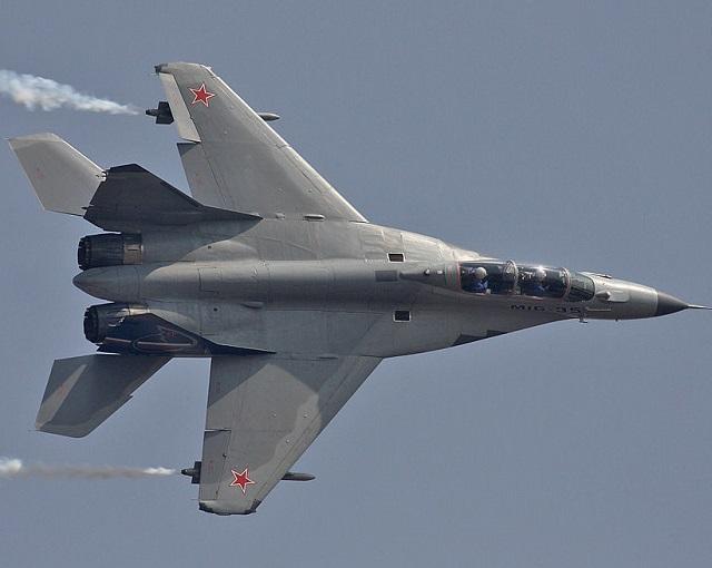 Эксперт: лазерное оружие на МиГ-35 «закроет глаза» западной авиатехнике