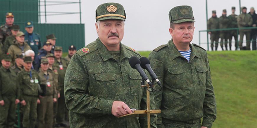Лукашенко потребовал от России