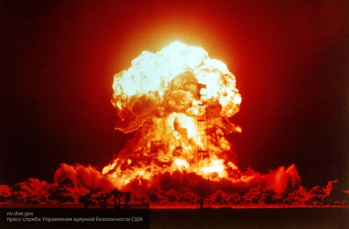 Дональд Трамп заявил о необходимости увеличить ядерный арсенал США