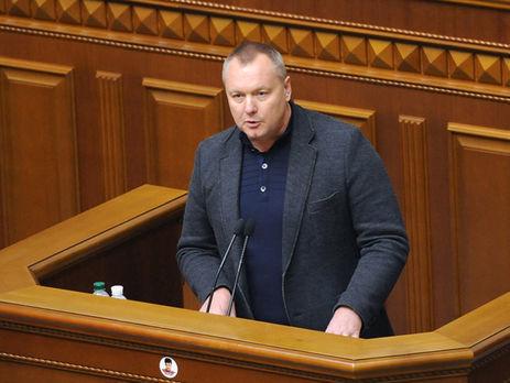 Украинский депутат Артеменко рассказал о плане снятия санкций с России