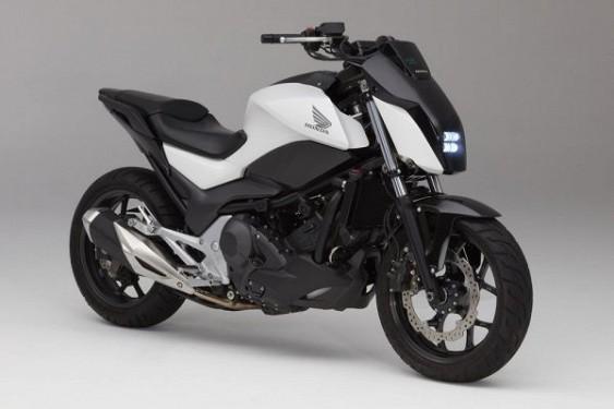 Honda представила мотоцикл-«неваляшку»