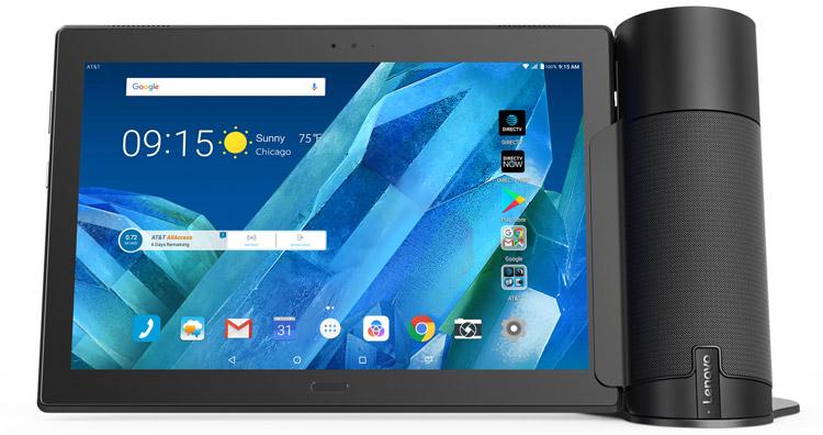 Lenovo готовит 10,1-дюймовый планшет Moto Tab