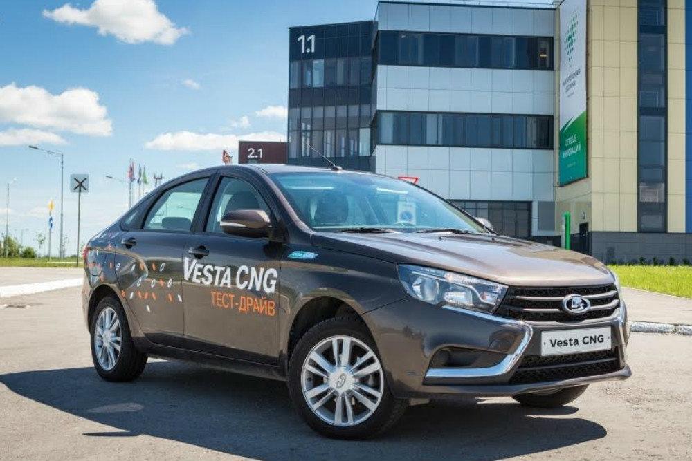Стартовали продажи уникальной Lada Vesta