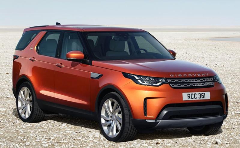 Land Rover Discovery-2017: Уже не тот?