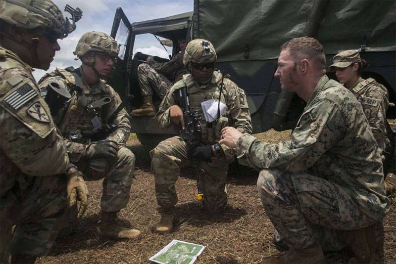 """Американские военные на Гуаме """"готовятся"""" к ядерному удару со стороны КНДР?"""