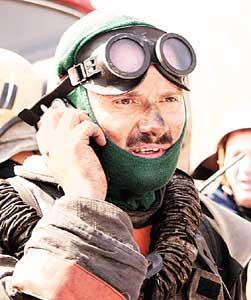 Пожарный Евгений Чернышев: о…