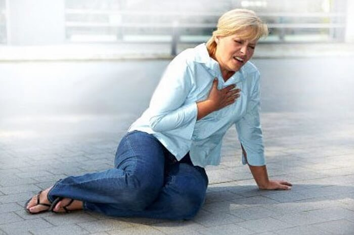 Инфаркт — нетипичные симптомы у женщин