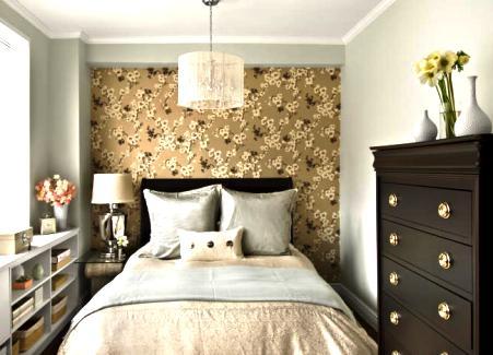 Маленькая спальня как образец интерьерного дизайна — убедительные доказательства в фото