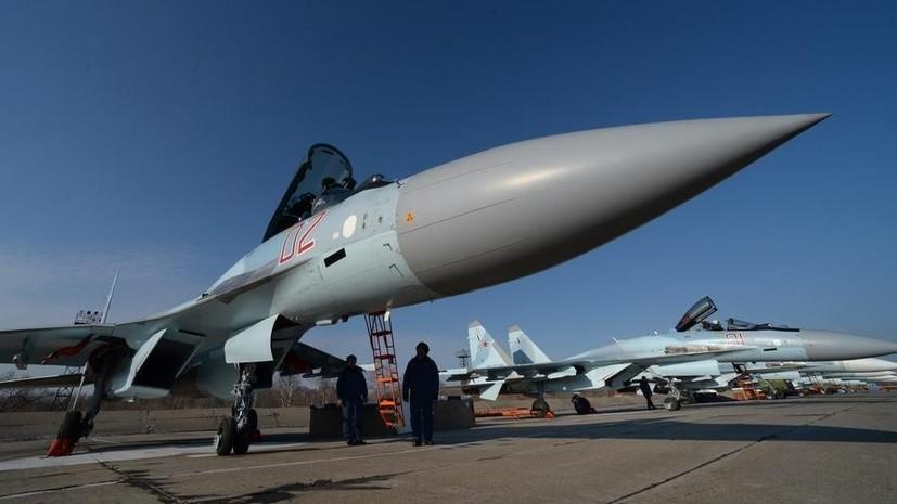 Су-35 получили сверхточные всепогодные прицелы