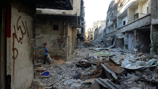 Новости Сирии. Сегодня 21 сентября 2016