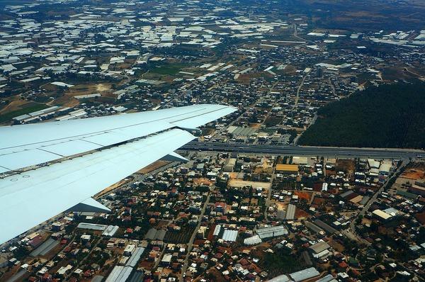 Летевший в Москву самолёт се…