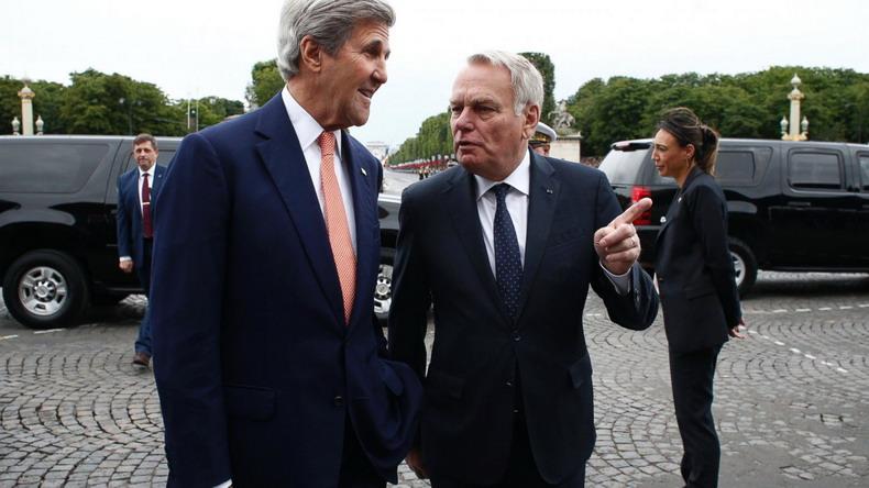 Просочившийся документ: США предлагают России военный пакт