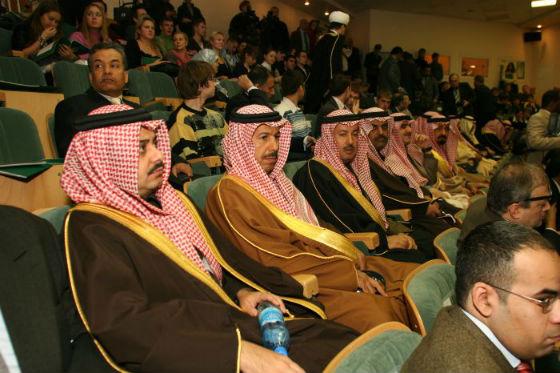 Принца Саудовской Аравии нак…