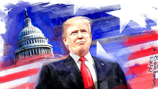 Трамп «связан по рукам и ног…