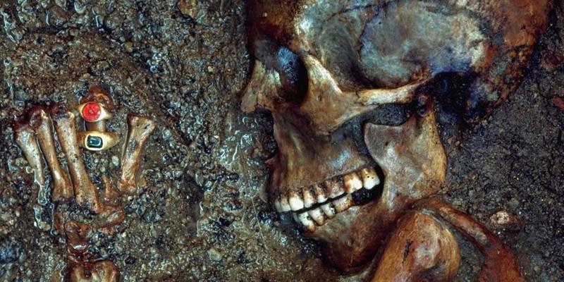 Жертвы извержения Везувия — Леди Колец и её  тайны, раскрытые исследователями