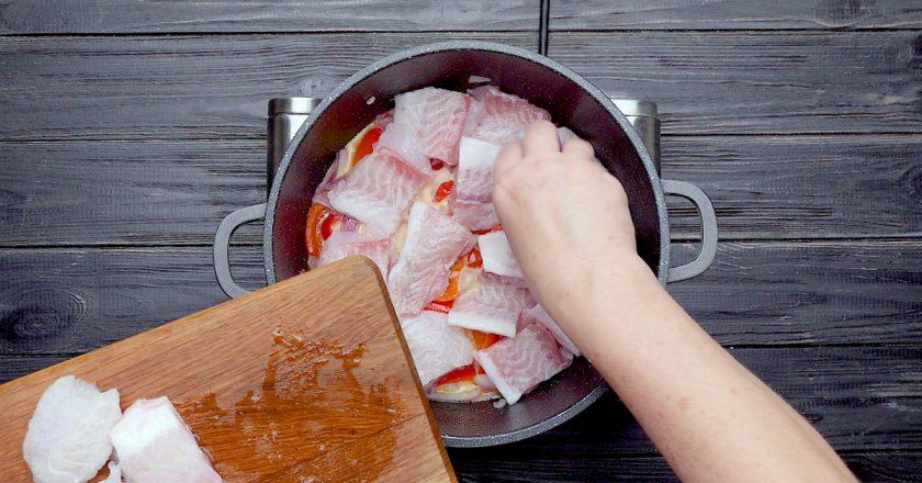Как приготовить жаркое из рыбы