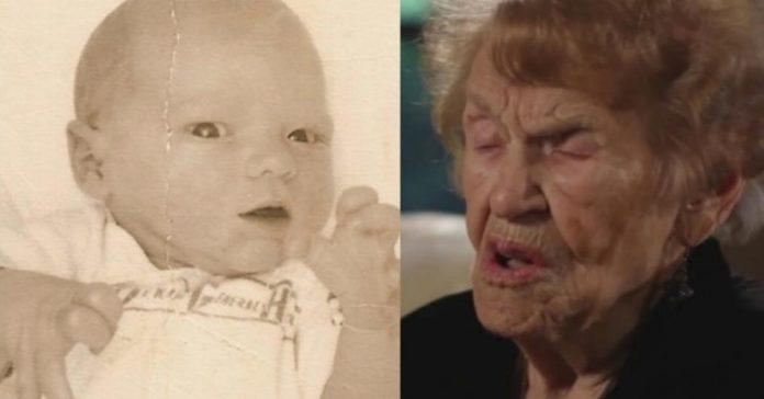 16-летняя девушка было оплодотворена чудовищем. Спустя 77 лет, она встретила ребенка, от которого отказалась в юном возрасте!
