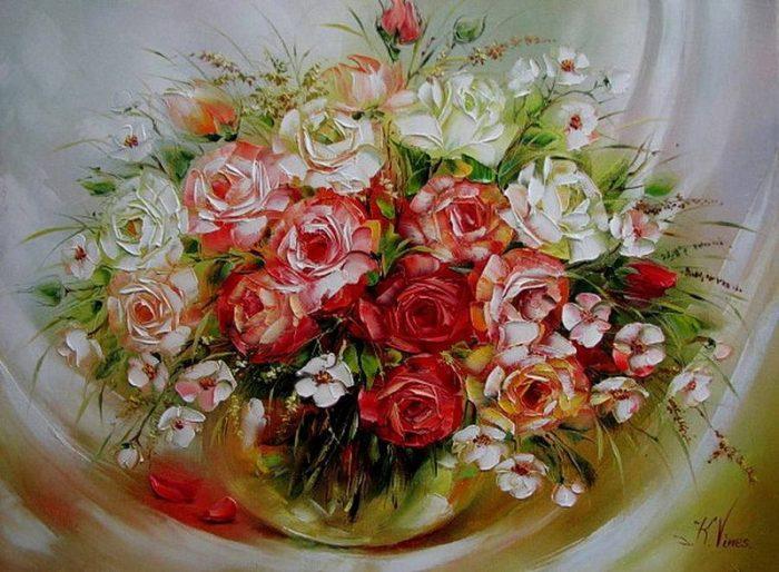 художник Екатерина Сенив картины – 29