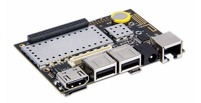 Developer Board IV — одноплатный ПК на Snapdragon 410